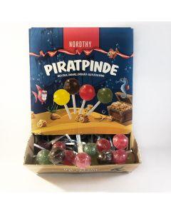 Piratpinde - 90 stk.