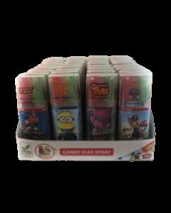 Candy Duo Spray - 32 stk.