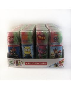Candy Duo Spray - 32 stk.