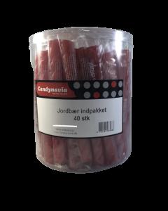 Pløkker Jordbær - 40 stk.