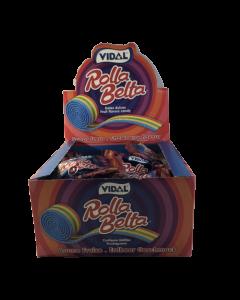 Rolla Belta Regnbue - 24 stk.