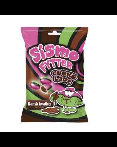 Sismo Fytter Chokolade - 18 stk.