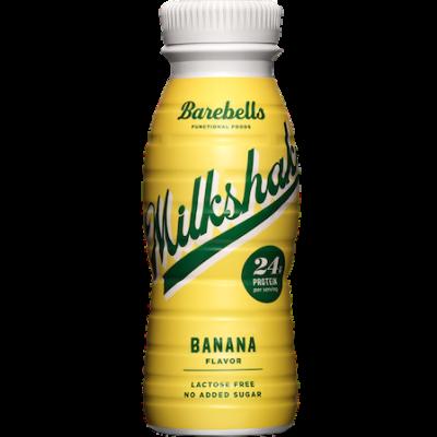 Barebells Milkshake Banan - 8 stk.