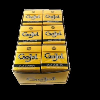 Ga-Jol Salt Lakrids – 24 stk.