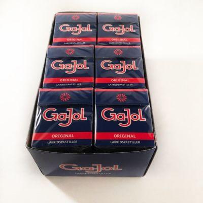 Ga-Jol Lakridspastiller - 24 stk.