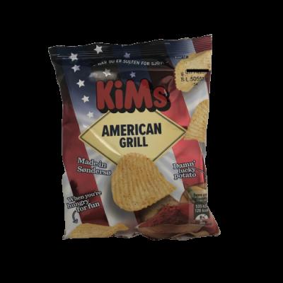 Kims American Grill - 24 stk.